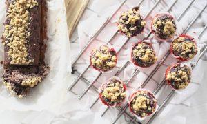 Heidelbeermuffins – vegan, was sonst!