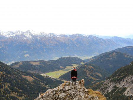 Der Berg ruft! Ein Foto- und Videobeitrag