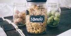 Rawnola – gesund und zuckerfrei