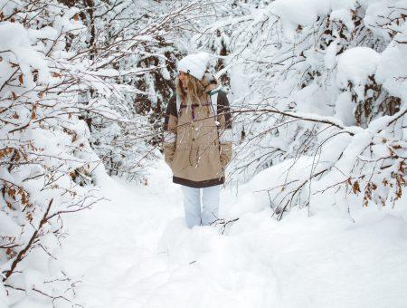 Wandern im Winter – was ziehe ich an?