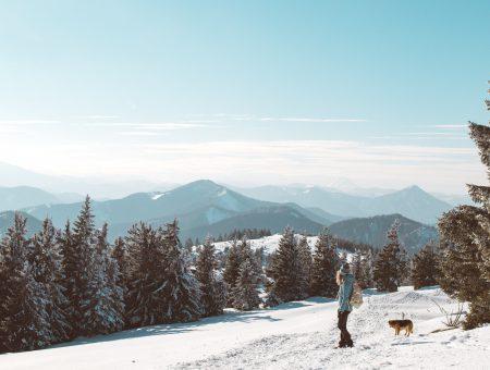Wandern im Winter – leichte Touren mit Schneesicherheit
