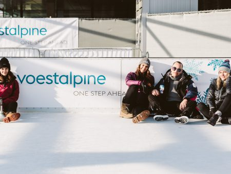 voestalpine Winter Games 2018 – ich war dabei