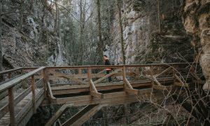 Wanderung in der Steinwandklamm, Deckersteig & Türkenloch (Tour 3; S)