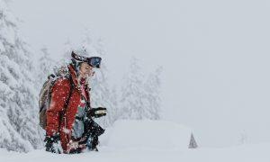 SAAC Lawinen Base Camp –Silvretta Montafon